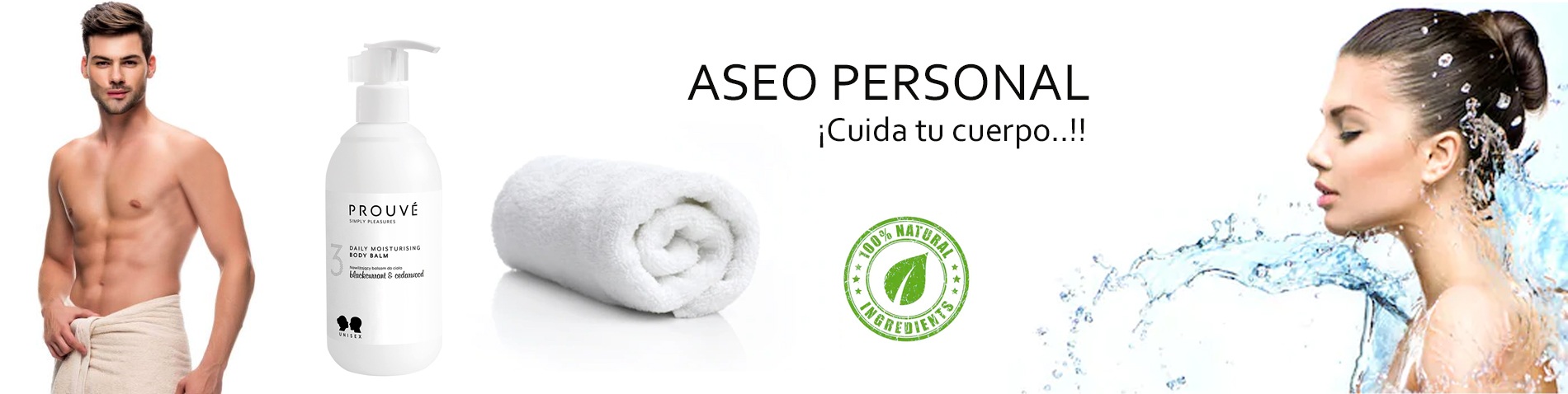 aseo personal tienda perfumes prouvé