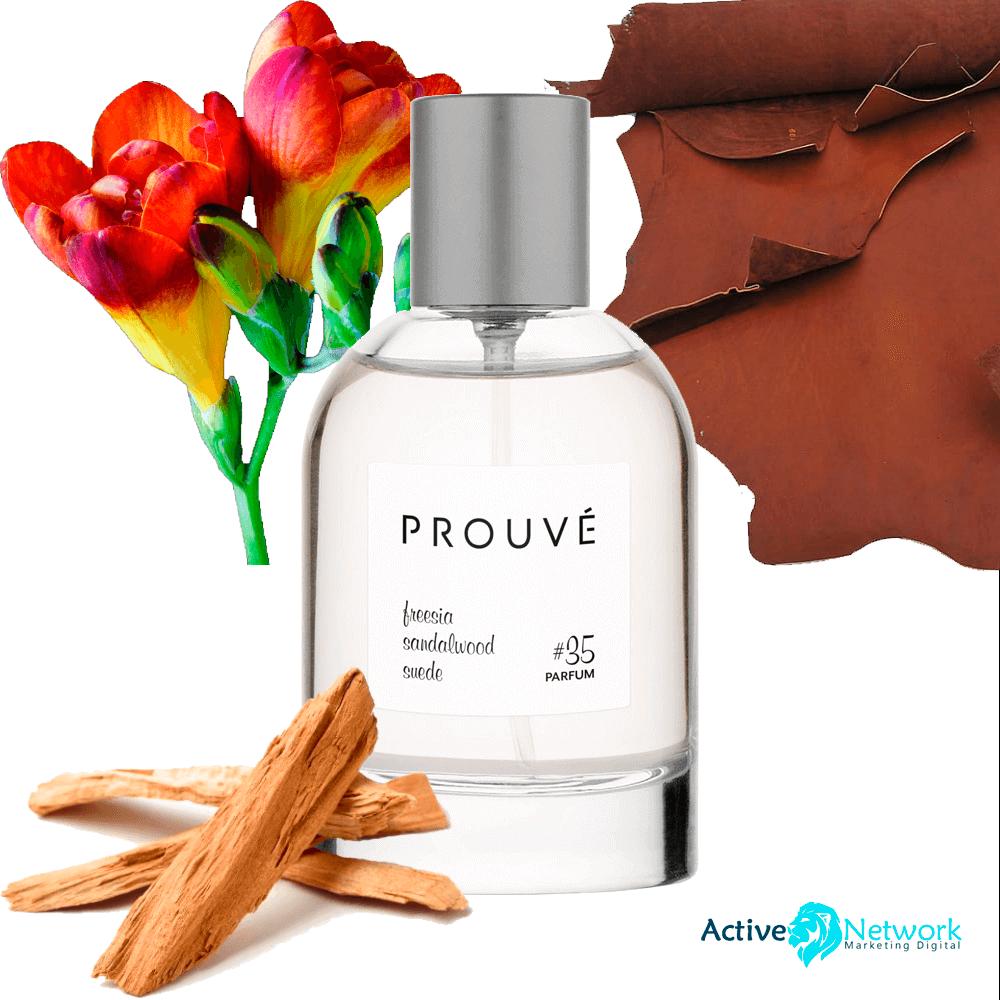 Perfume de mujer tienda Prouve