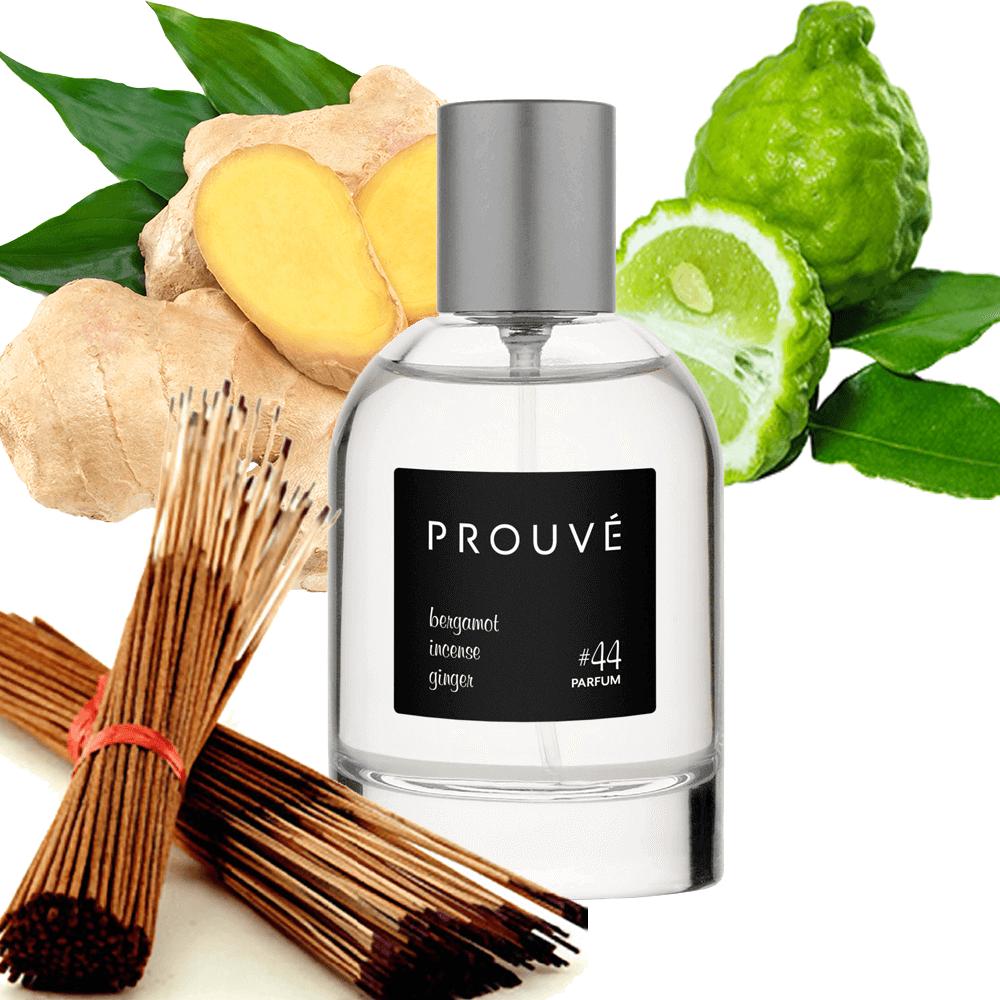 Perfume de hombre tienda Prouvé