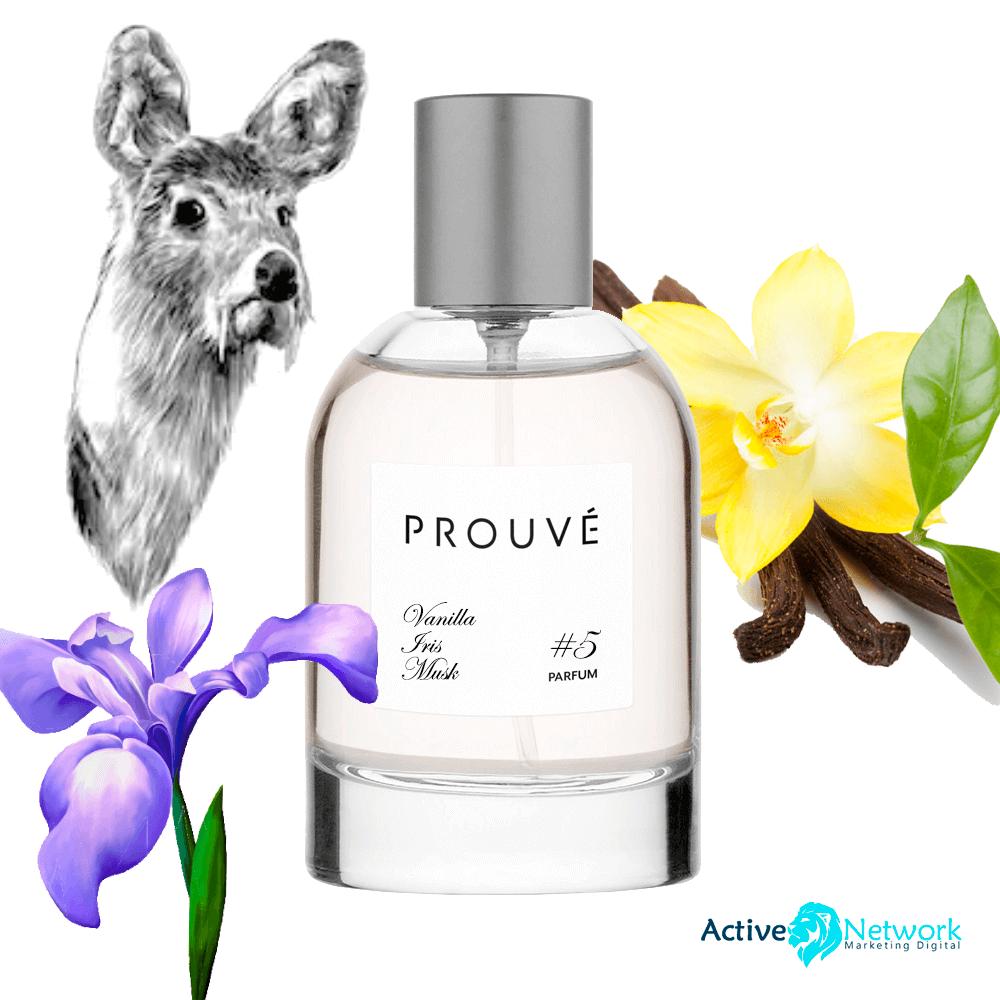Perfume de mujer tienda Prouvé