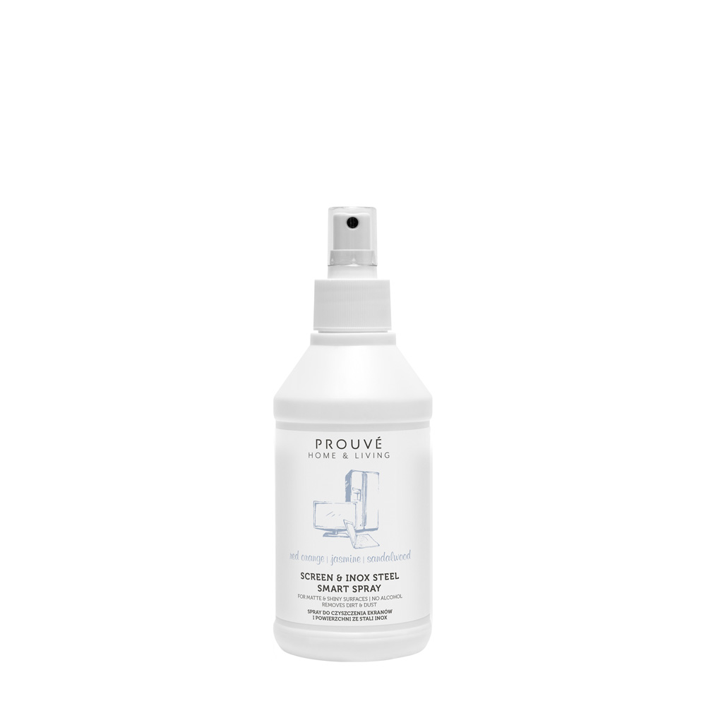 Spray inteligente para pantallas tienda Prouvé